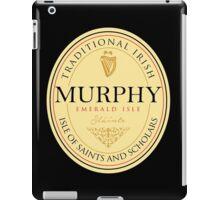 Irish Names Murphy iPad Case/Skin