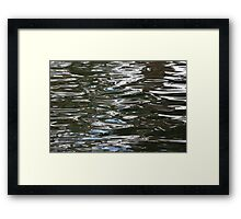 Water Colours 2 0239 Framed Print