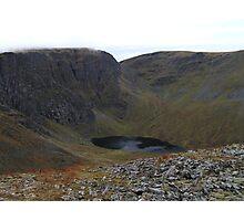 Creag Megaidh Nature Reserve Photographic Print
