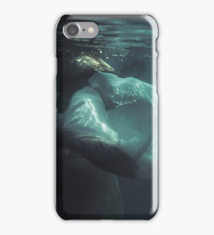 Underwater melancholy iPhone Case/Skin