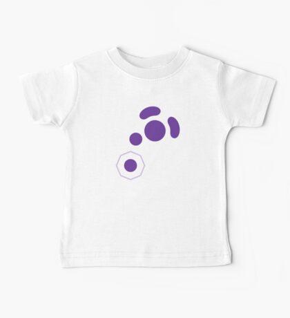 Gamecube Controller Button Symbol - Purple Baby Tee