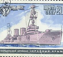 Navy of the Soviet Union stamp series CCCP 19821982 CPA 5337 USSR by wetdryvac