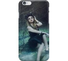 Young Maleficent  iPhone Case/Skin