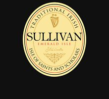 Irish Names Sullivan Unisex T-Shirt