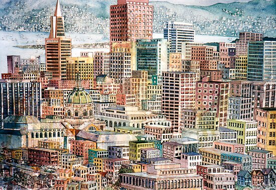 The City by Sally Sargent
