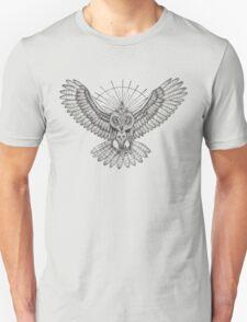 Mason Owl Unisex T-Shirt