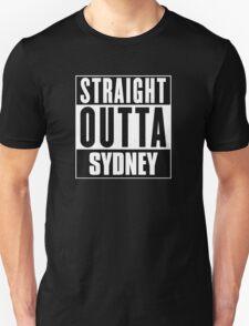 Straight outta Sydney! T-Shirt