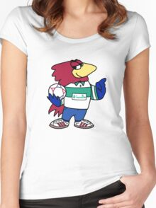 Casual Footix Women's Fitted Scoop T-Shirt