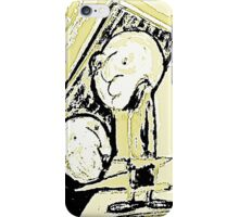 Two Characters iPhone Case/Skin