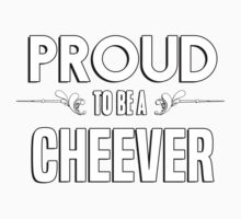Proud to be a Cheever. Show your pride if your last name or surname is Cheever Kids Clothes