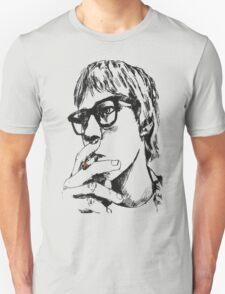 Kurt Cobain - Nirvana Unisex T-Shirt
