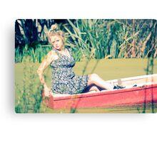 dreamboat Canvas Print