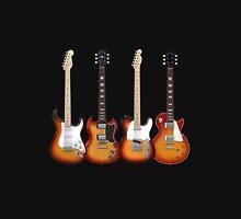 Four Sunburst Guitars Unisex T-Shirt