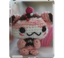 Hamster Cupcake iPad Case/Skin