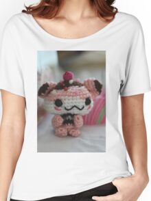 Hamster Cupcake Women's Relaxed Fit T-Shirt