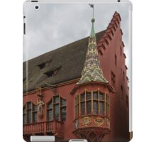 Historic Merchants' Hall, Freiburg iPad Case/Skin