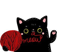 Meow by fluffymafi