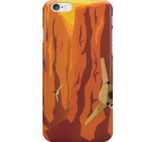 Beggar's Canyon - Tatooine iPhone Case/Skin