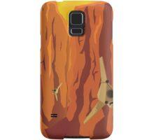 Beggar's Canyon - Tatooine Samsung Galaxy Case/Skin
