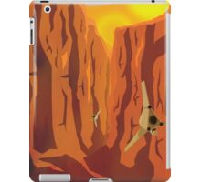 Beggar's Canyon - Tatooine iPad Case/Skin