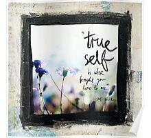 True Self Poster