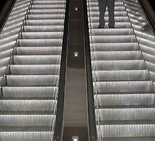 Escalator by yreese