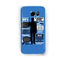 Archer - Sterling Archer Quotes Samsung Galaxy Case/Skin