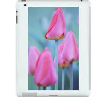Standing tall iPad Case/Skin
