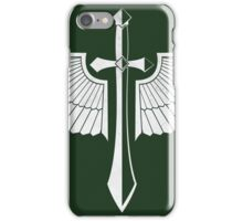 The winged Sword iPhone Case/Skin