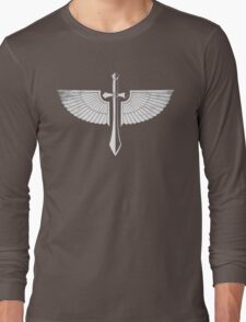 The winged Sword Long Sleeve T-Shirt