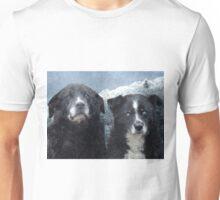 Snow Dogs Unisex T-Shirt