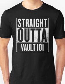 Straight Outta Vault 101 T-Shirt