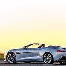 The Aston Martin Vanquish Volante by M-Pics