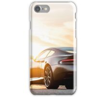 The new Aston Martin DB9 GT ... iPhone Case/Skin
