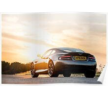 The new Aston Martin DB9 GT ... Poster