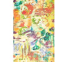 Recipe of Colour Photographic Print