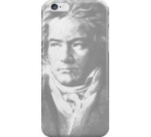 Beethoven Portrait iPhone Case/Skin