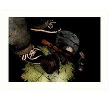 Leroy - Weapons Of War Art Print