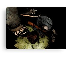 Leroy - Weapons Of War Canvas Print