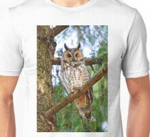 LEO - Long Eared Owl - Ottawa, Ontario Unisex T-Shirt