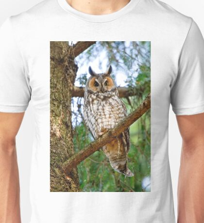 LEO - Long Eared Owl - Ottawa, Ontario T-Shirt