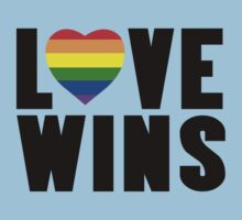 Love wins lovewins celebrate marriage equality geek funny nerd by antoharjo