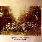 Gypsy Forest Party, Arosa 1885 by Eranthos Beretta