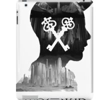 Woodkid iPad Case/Skin