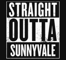 Straight Outta Sunnyvale by dopefish