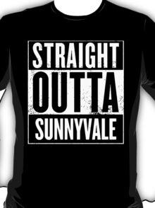 Straight Outta Sunnyvale T-Shirt