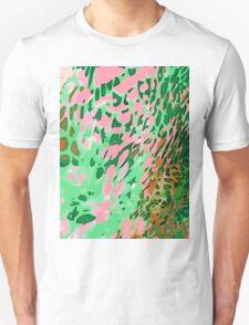 Leopard Pattern Background T-Shirt