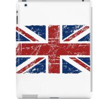 United Kingdom - Union Jack Flag iPad Case/Skin