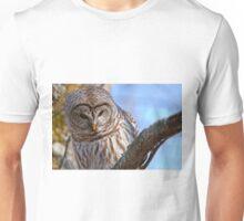 Barred Owl - Brighton Ontario Unisex T-Shirt