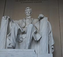 Lincoln Memorial Photo by Lagoldberg28